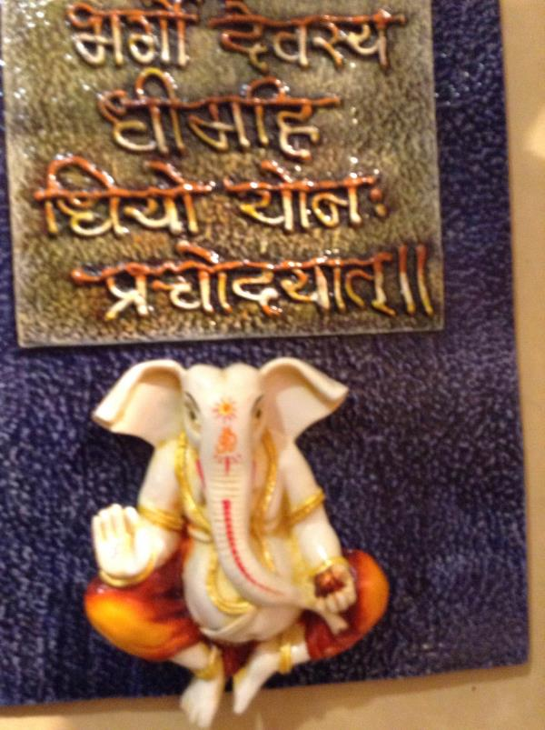 Wall peice Ganesh in Sonal Karni handicraft provide best offer in Navratri festival - by SONAL KARNI HANDICRAFT HOUSE, Ahmedabad