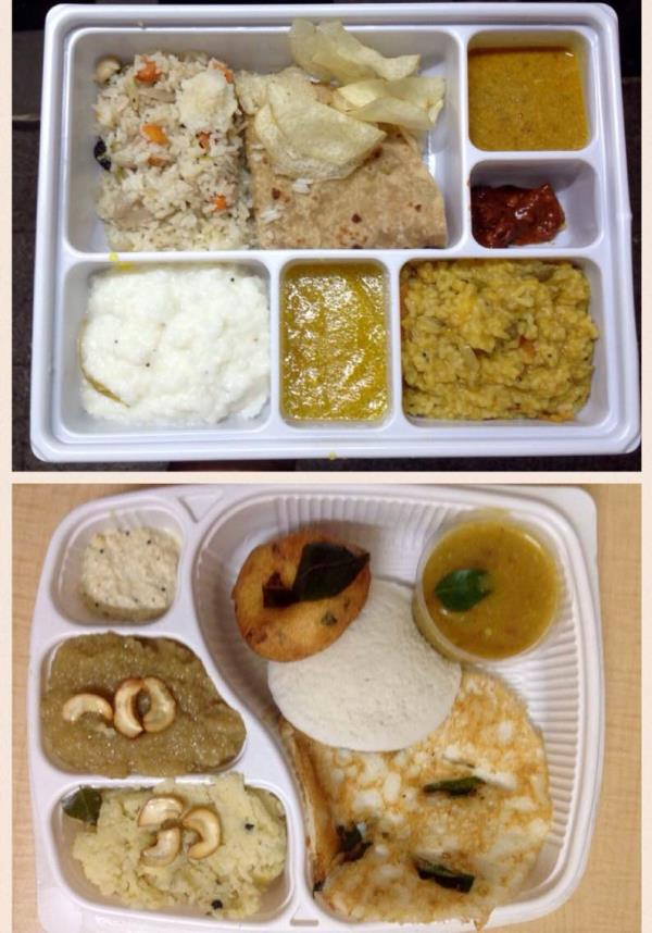 MINI TIFFIN & MINI LUNCH   available in travel container pack's [] For orders contact : 9943047355