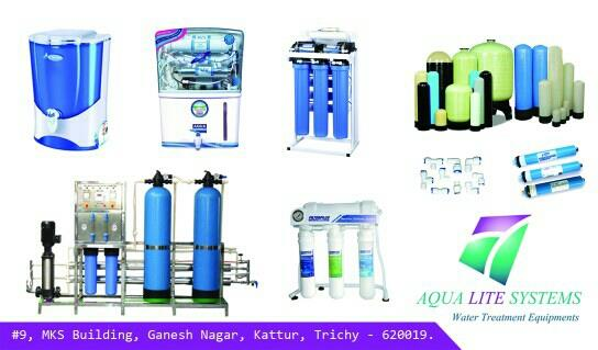 RO WATTER PURIFIER DEALERS IN TRICHY