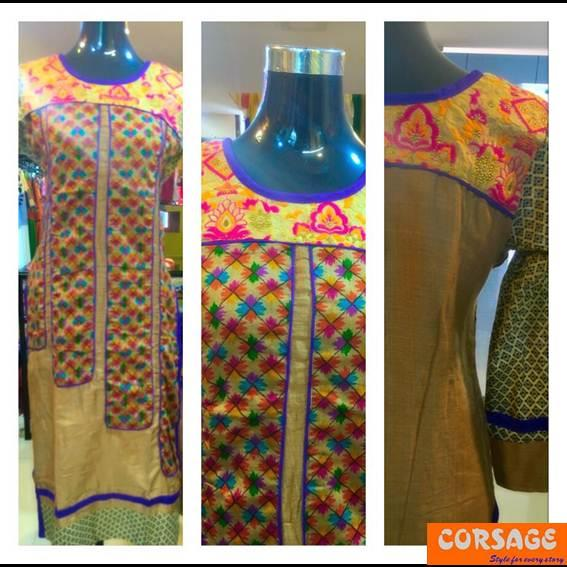 Exclusive range of Ethnic & Casual women wear. Visit Corsage in Bibewadi - by Corsage .. Style for every story, Pune