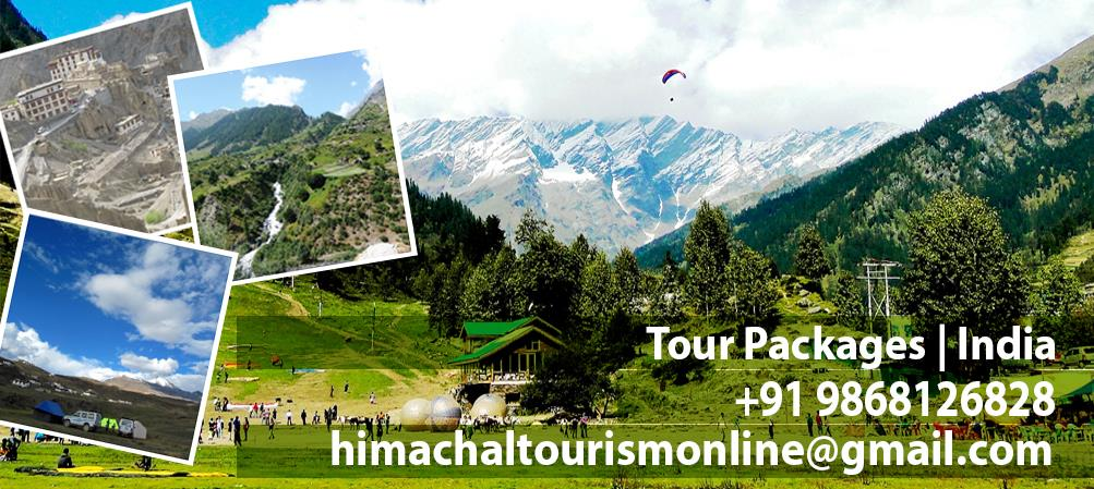 "The Land of Himachal Popularly known as the Devbhumi ­– ""Land of the Gods"", Himachal Pradesh is a beautiful hill state in India, nestles in north-west region of western Himalayas. The state is landlocked with the Tibetan plateau to the east - by Tour Packages 