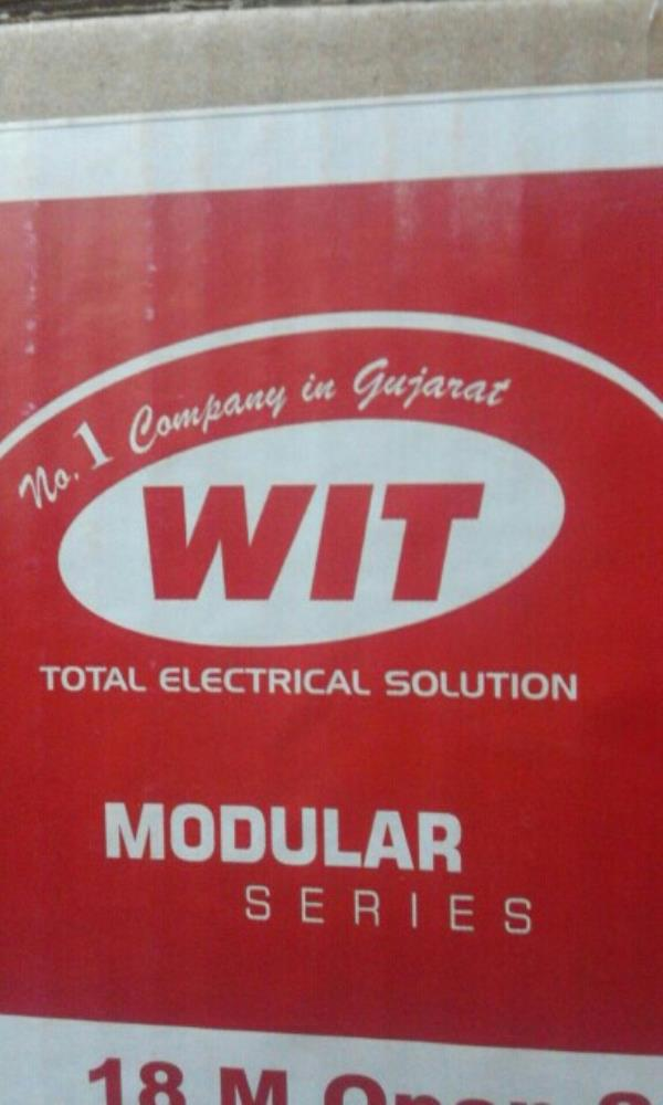 wit modular - by Mukta Electricals, Indore