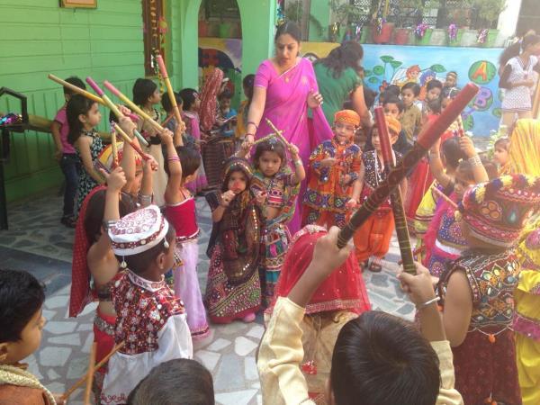 Dandiya - by Hello Kids, Udaipur