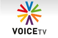 Logo Of Voice TV - by Yes Graphics, Kharghar, Kharghar