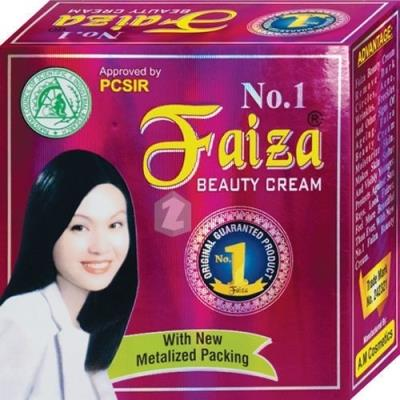 Faiza Poonia Herbal Beauty Cream Price: Rs.999  Poonia Faiza Beauty Cream has come a long way over the years. Skin and beauty experts have found that adding natural ingredients to Faiza Beauty Cream such as vitamins and SPF factor have helped to turn face cream into much more than a hydration product for your skin.  On the beauty end, Poonia Faiza Beauty Cream penetrates the deepest layers of the skin where it actually binds water in the horny skin layers, plumping up the skin for a firm, supple, wrinkle-free appearance, (water retention within skin cells gives skin its elasticity and wrinkle-free appearance) providing skin renewal and benefits that other formulas cannot.  Benefits:  It removes the most prominent pimples, cists, gloom and other acne problems. It removes wrinkles, marks, hives even dark circles under the eyes and turns the skin into white. Fast and rapid skin whitening action. Provides salon like sheer matte finish to your skin. Even skin tone, clear and smoother skin. Clinically proven to be safe and effective. Helps restore purity, radiance & refined facial contours. Its anti-oxidants properties keep your skin look healthy and youthful. Protects your skin from the damage from sun rays and pollution.  Directions to use : Before going to sleep, wash your face with a good soap and dry gently, apply a small amount of Faiza Beauty Cream and massage gently into the skin so that the cream could penetrate into the skin. In the morning wash your face with soap.  For seven days regular use of the cream would make conspicuous changes making your skin acne free, fresh and charming. Keep using the cream till you achieve the required results. Even after that keep using the cream at least twice a week, so that it could protect your skin from the fatigues like dryness, sunlight, dust and pollution
