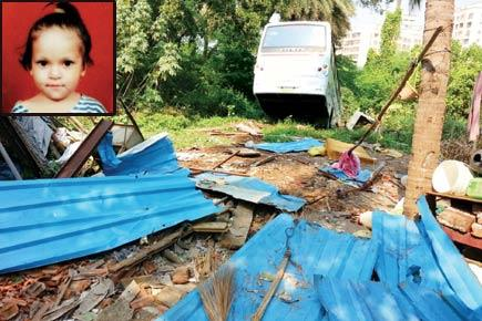 http://m.mid-day.com/articles/mumbai-man-learning-to-drive-mows-down-3-year-old/16617174?src=fb  This is of bhayandar-west near bangladesh. - by What's New in Bhayandar, Bhayandar