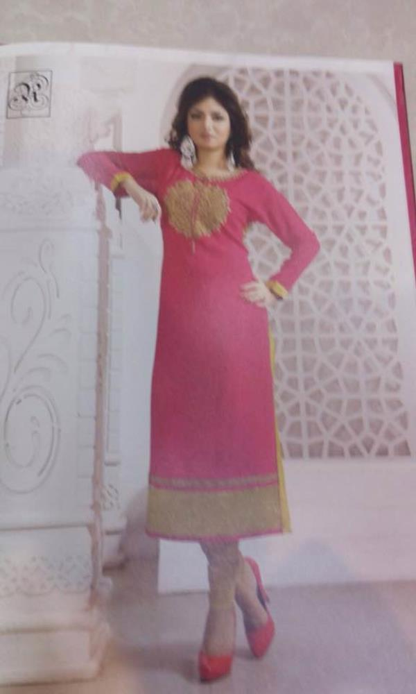 In georget material for rs. 2000 - by Arham's, Jaipur