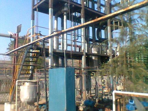 """ Salt Recovery Evaporation Plant ""  In need to recover pure solvent from process fluid, the solution comes here with our Salt Recovery Evaporation Plant.  It can remove 90 percentage low boiler Solvents from Process Fluid.  To know more ab - by Ketav Consultant, Ahmedabad"