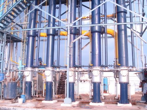 """ Caustic Recovery Plant ""  It is useful to recover caustic from the solution at its desired concentration & also it recover high Caustic having high level of Purity.  # Caustic Recovery Plant Gujarat India   - by Ketav Consultant, Ahmedabad"