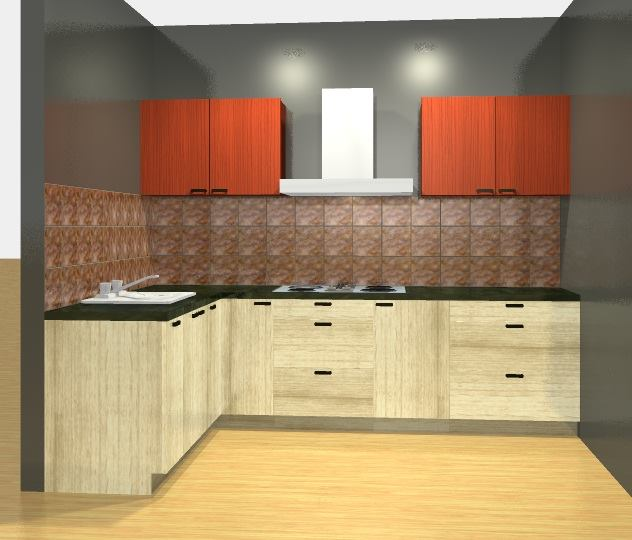 Ashish Modular Kitchen