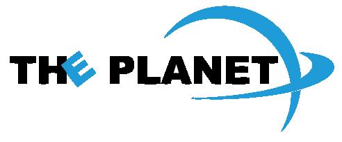 The Web Planet - logo