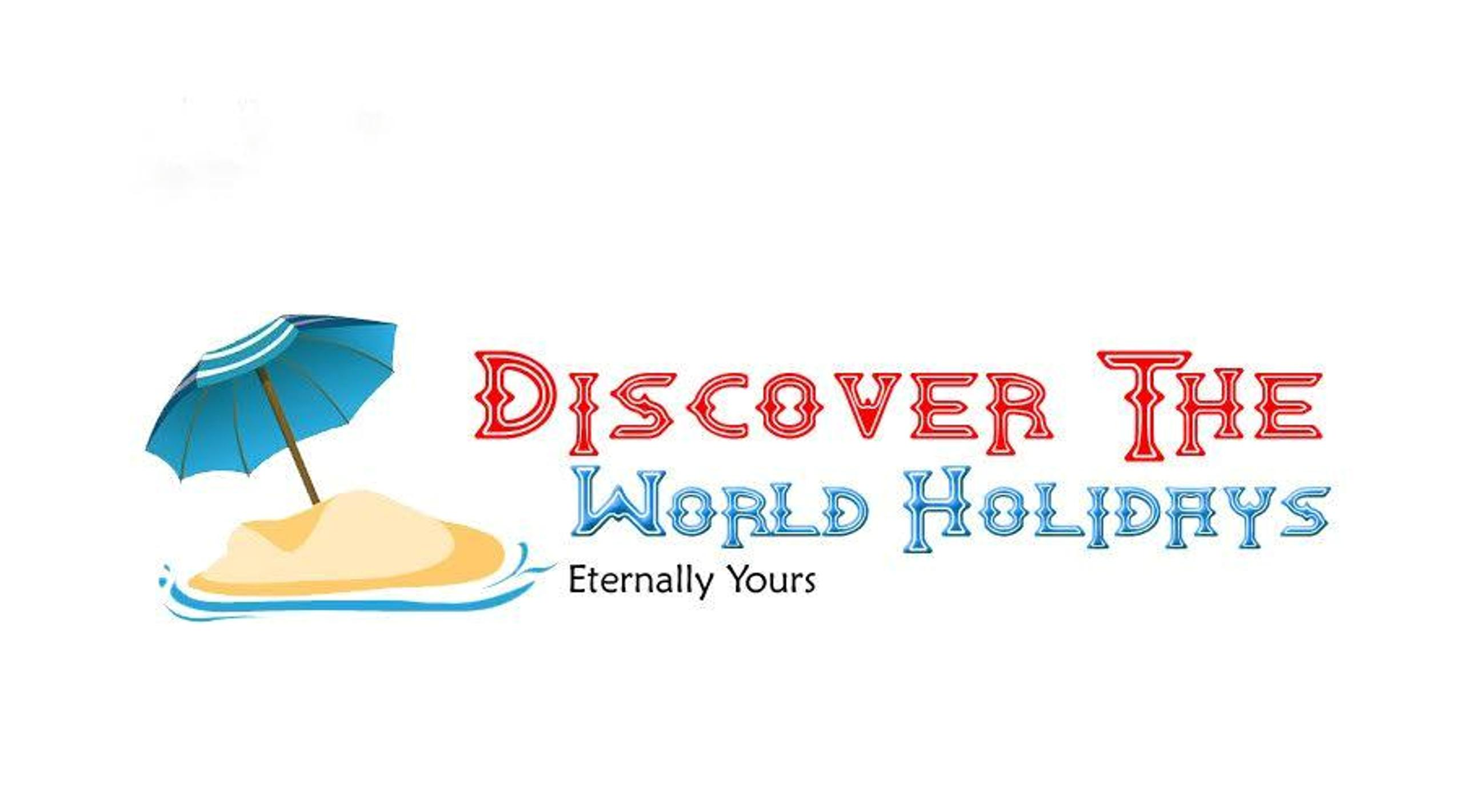 Discover The World Holidays - logo