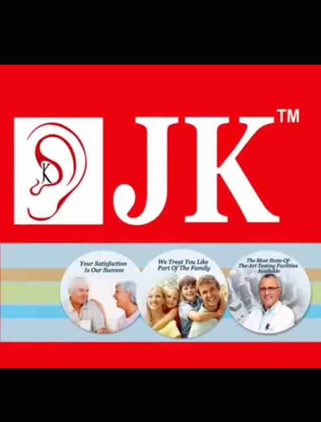 JK Hearing aid dealers - logo