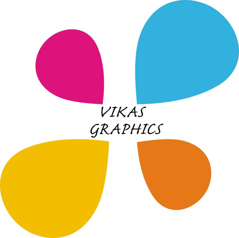 VIKAS GRAPHICS - logo