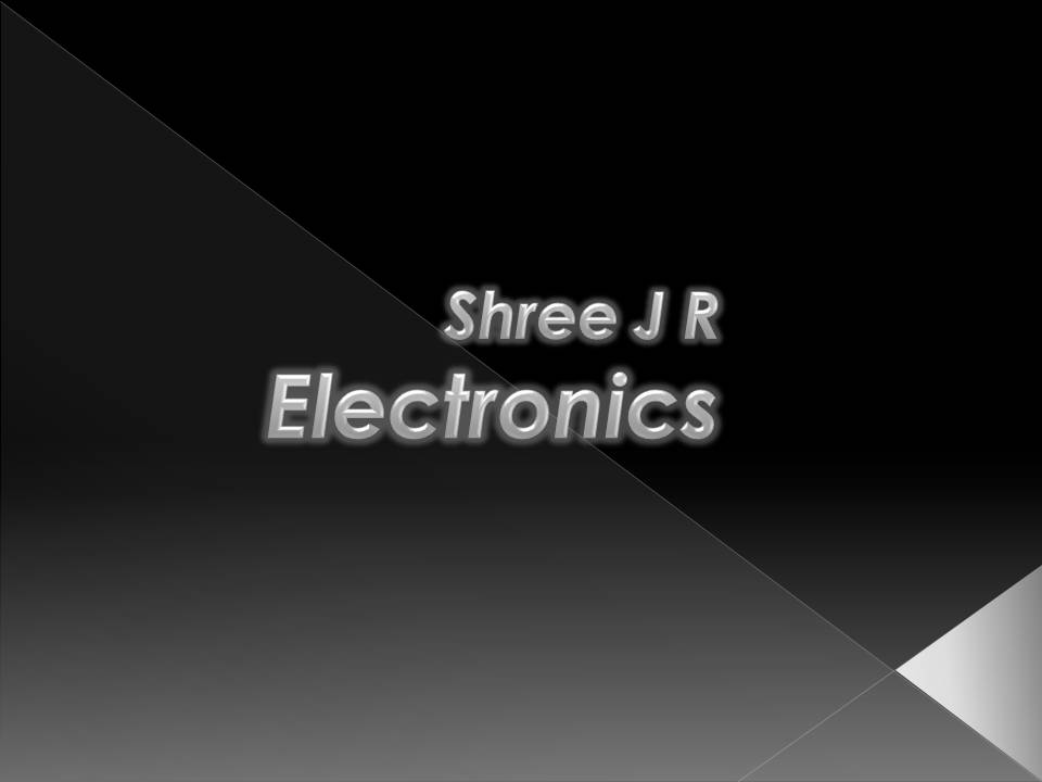 SHREE J R - logo