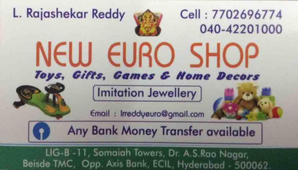 New Euro Shop