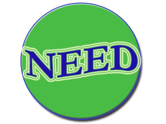 need - logo