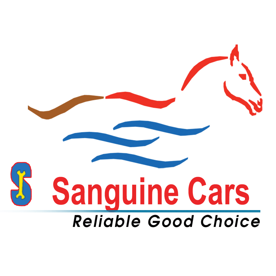 Sanguine Car - logo