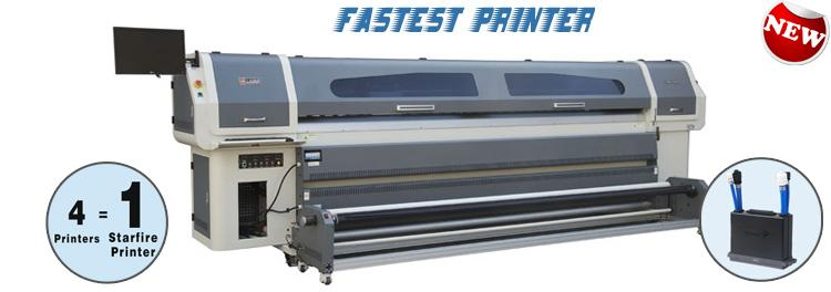 GZM 3202SG / 3204SG Starfire Printer