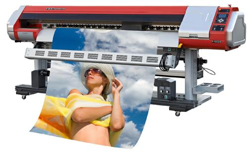 Thunderjet A1801S / A1802S Eco Solvent Printer