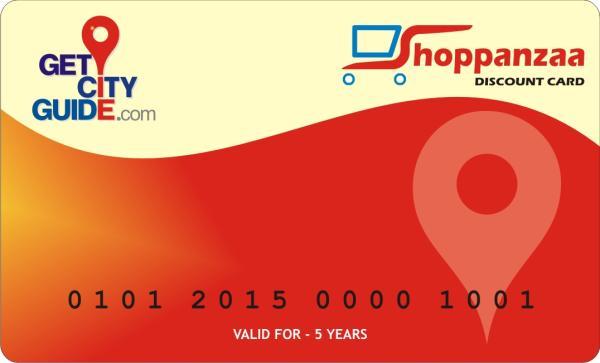 Shoppanza Discount Card