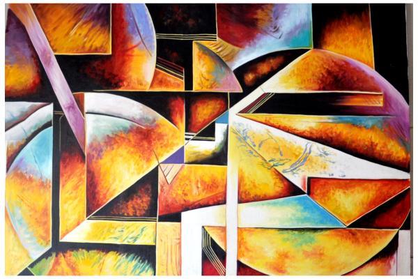 I love abstract