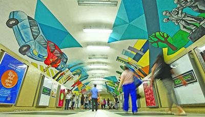 makati-underpass-walkable-city