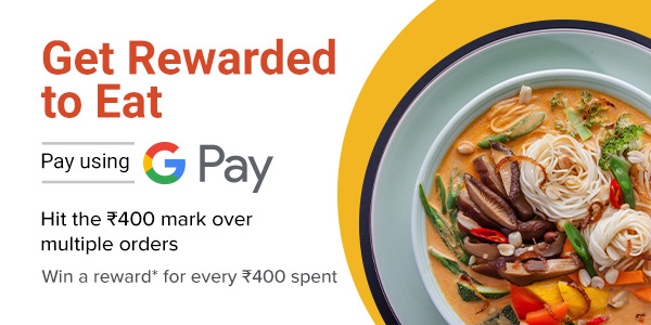 Get rewarded to eat!