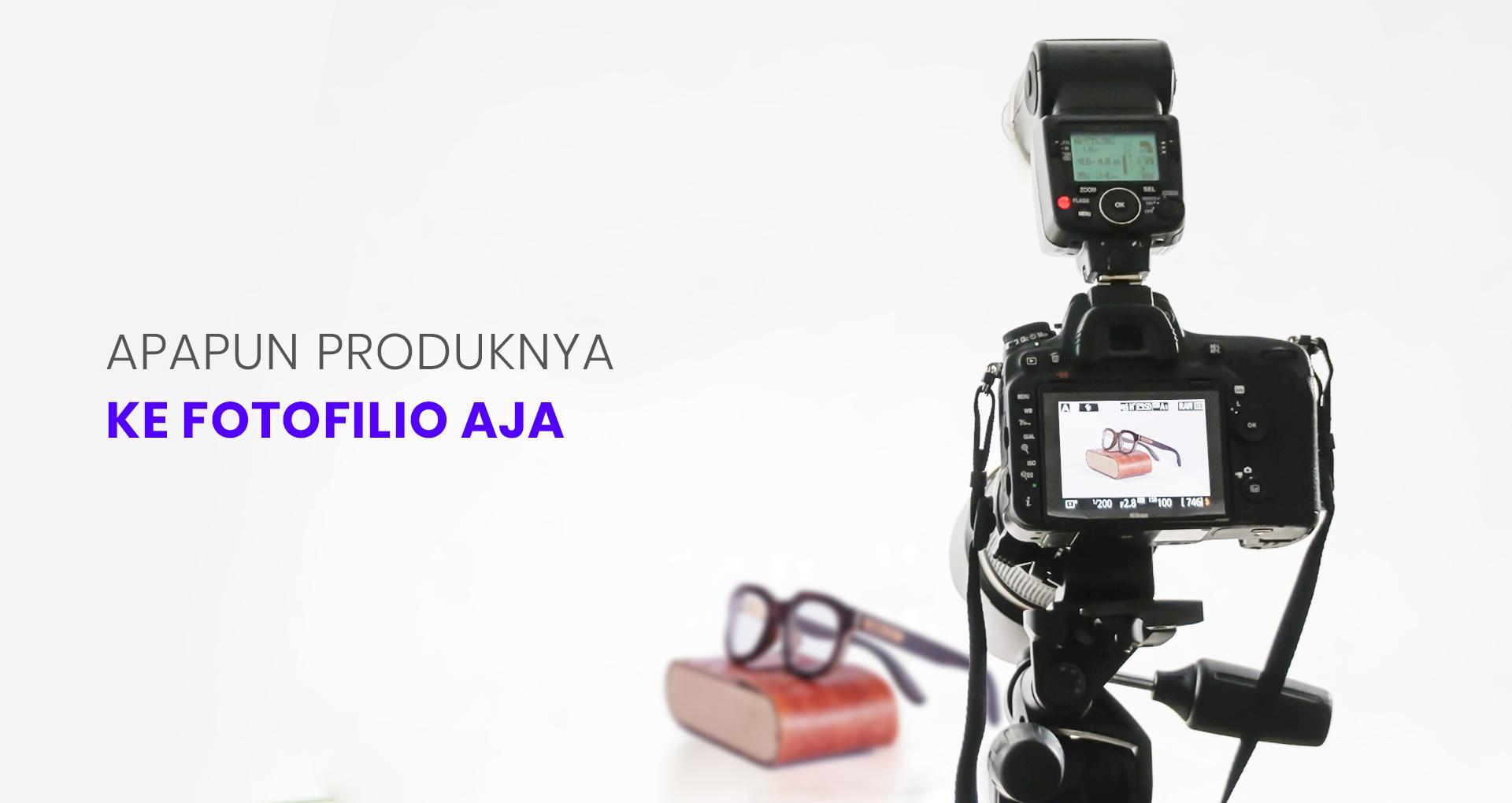 Order foto produk