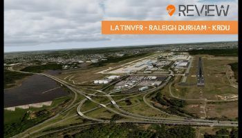 LatinVFR's Raleigh Durham The FSElite Review