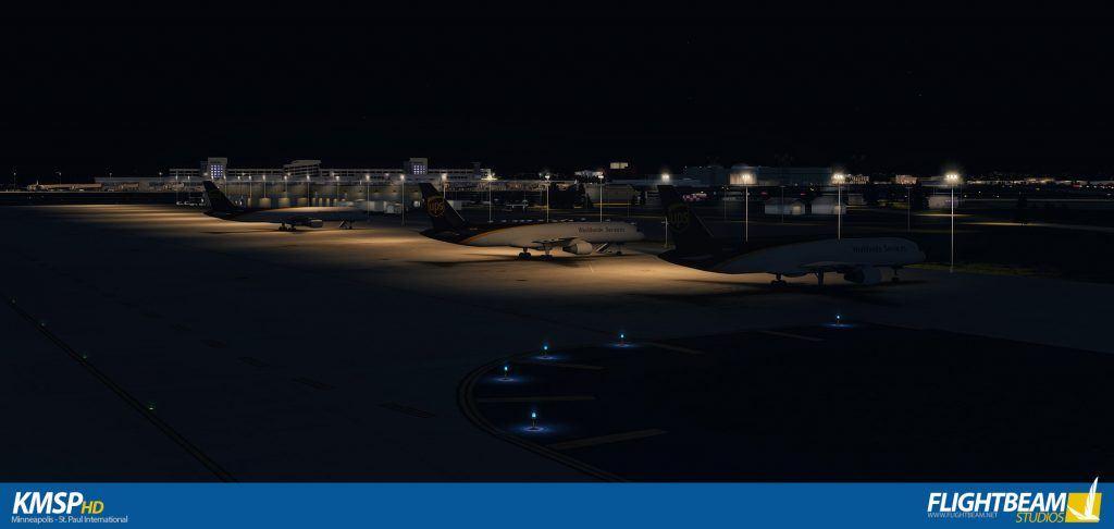 More Previews of FlightBeam KMSP HD – FSElite
