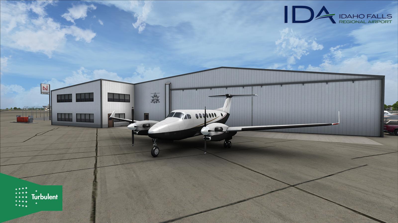 Idaho Backcountry Airports 3u2 Scenery For Fsx