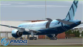 PMDG 777-200 LRF