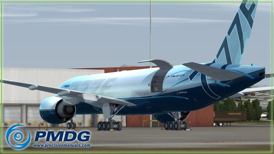 PMDG 777-200 LR\F
