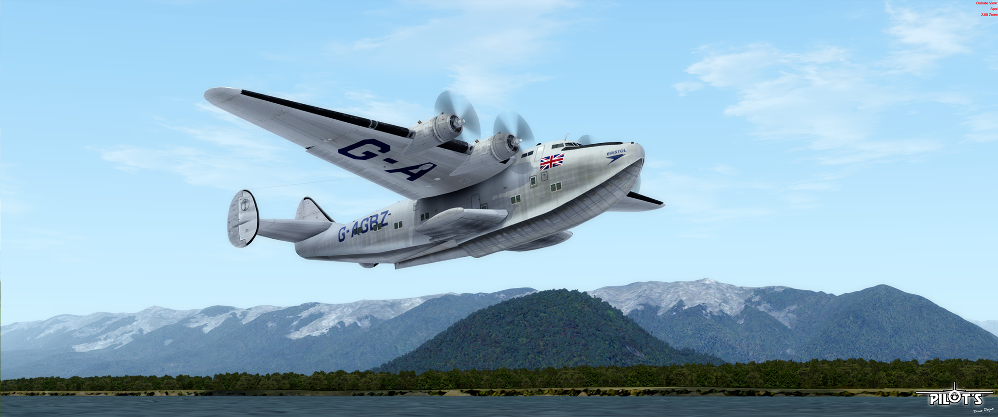 Boeing Clipper Pilots 8