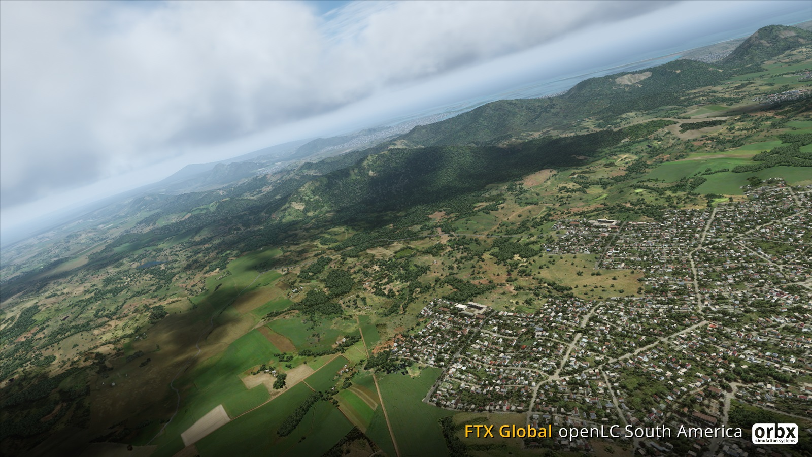 Orbx FTX Open LC South America – Brazil and the Amazon in