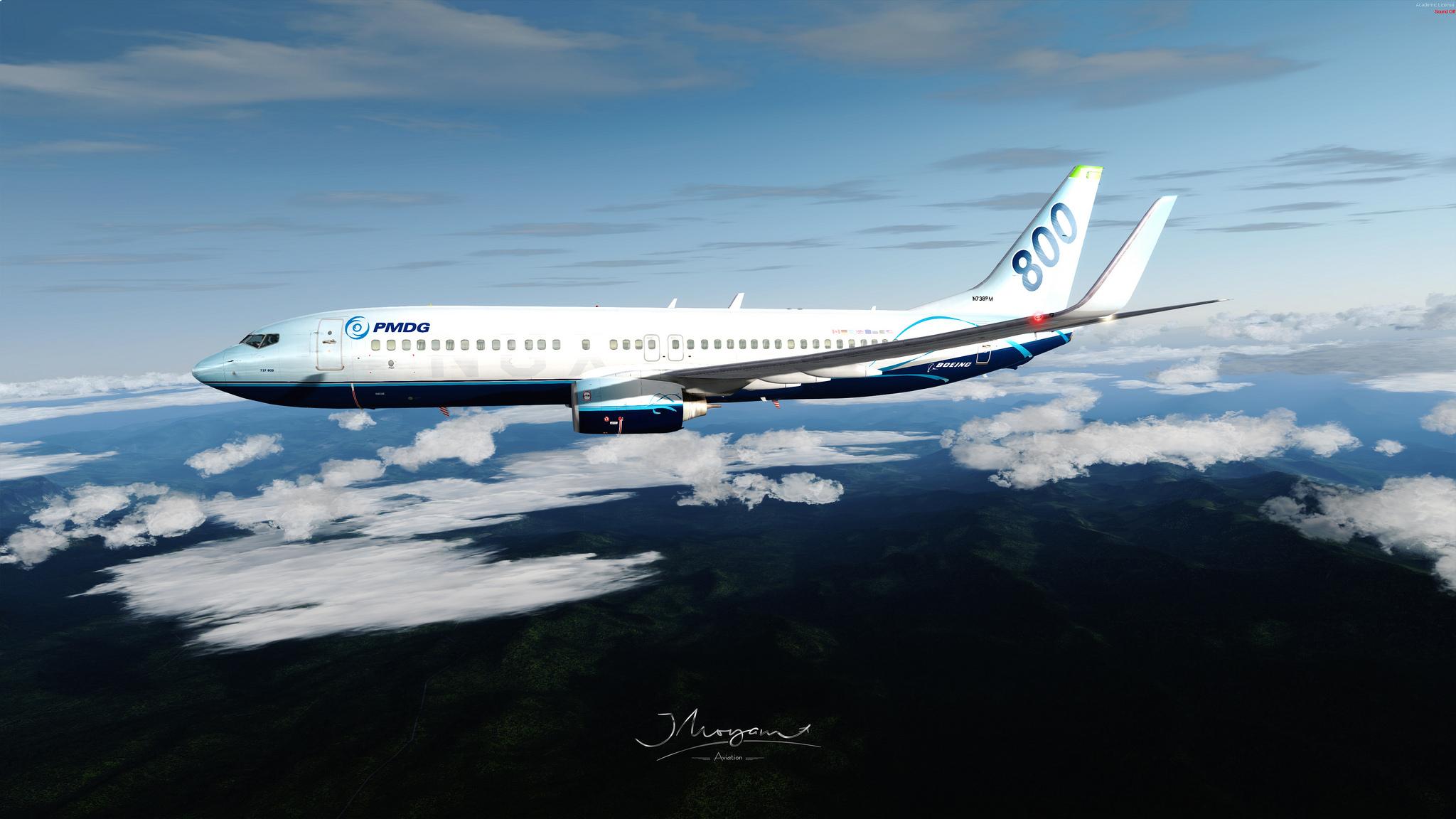 First PMDG 737 P3D V4 Beta Shots Surface – FSElite
