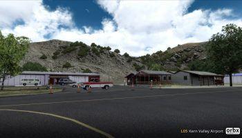 Orbx L05 Kern Valley P3d 4