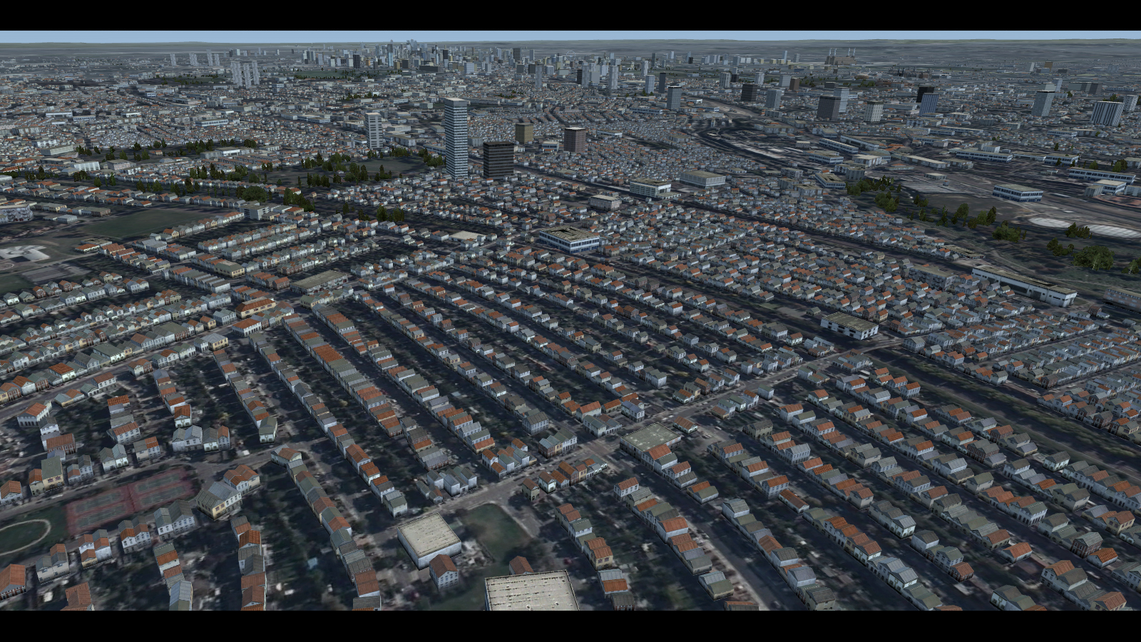 Prealsoft – HD Cities – London Autogen Released – FSElite