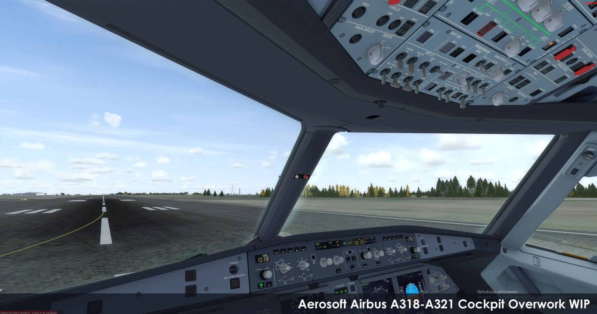 Update: 29 Sept '17 – Aerosoft Airbus 2018 Edition Previews