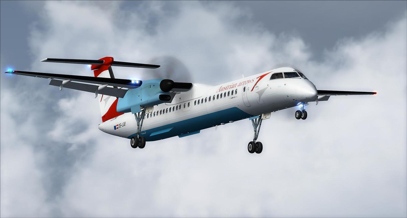 Dash 8 Q400 training manual