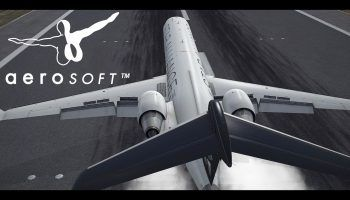 Aerosoft Official Digital Aviation CRJ Video