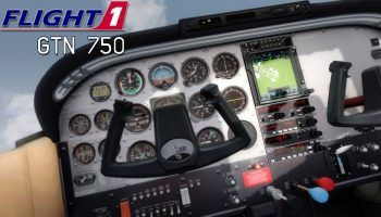 Flight1 Garmin GTN 750 GPS Review And Tutorial FSXFSXSEP3D