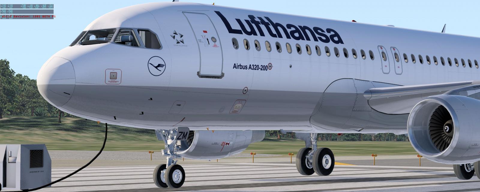 FF A320