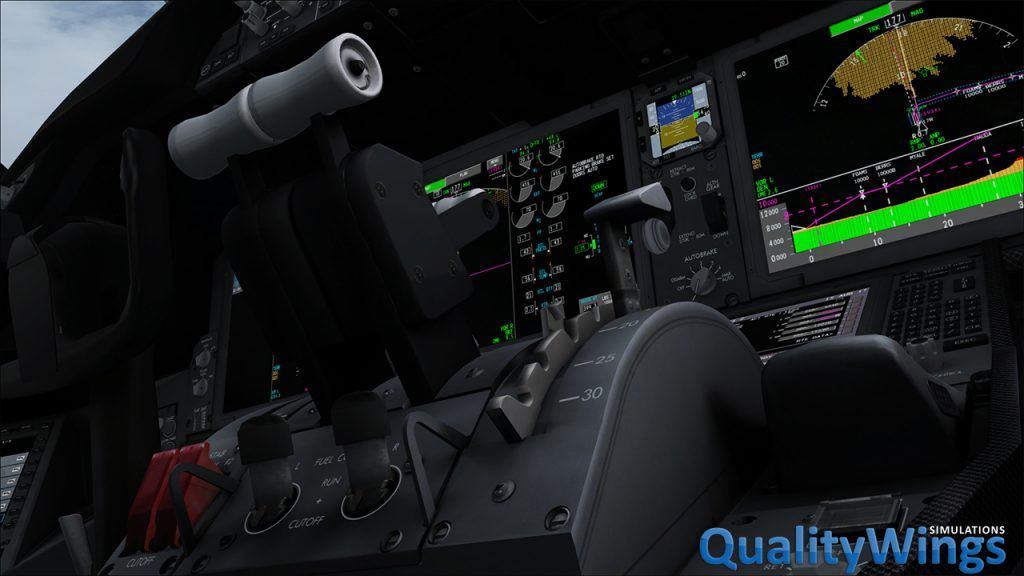 QualityWings Simulations Releases the Ultimate 787 for FSX – FSElite