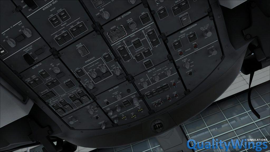 New 787 Shots Appear on QualityWings Website – FSElite