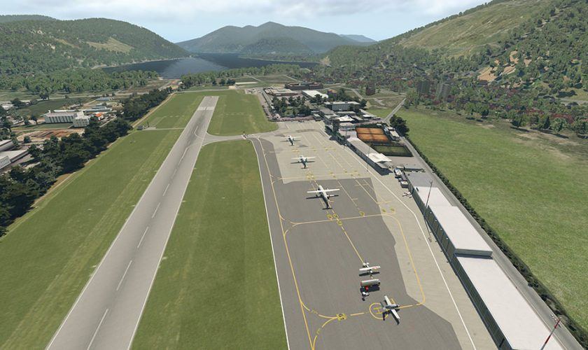 Lugano Released For X Plane 11 8