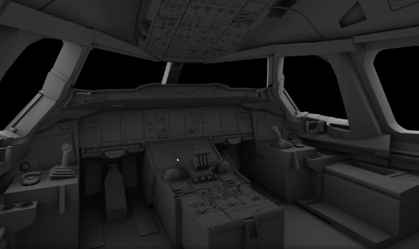 A380 P3dv4