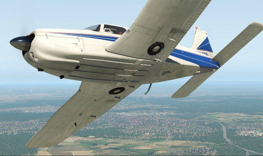 Pa28r Arrow Iii Xplane 11 15 Ss L 170914092800