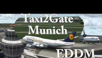 Taxi2Gate Munich EDDM Official Video